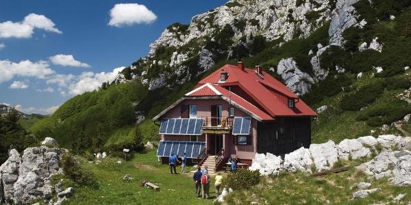 BerghÜte  Schlosserov dom