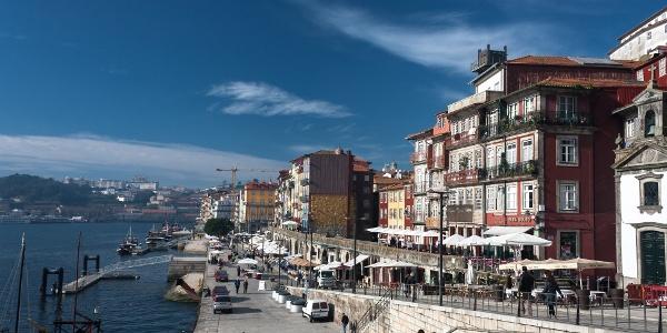 Ribeira von Porto