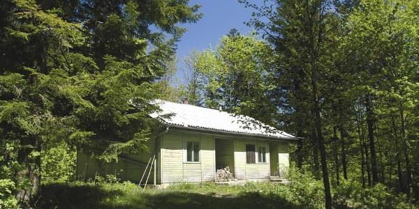Mountain hut Duliba