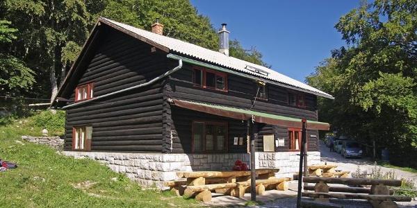 Mountain hut Alan