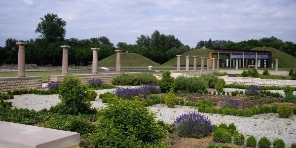 Gartenanlage Bliesbrück-Reinheim