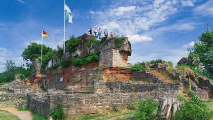 Festungsanlage Hohenburg