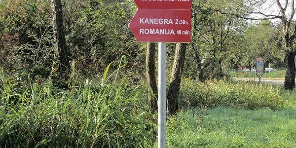 Putokazi na Istarskom planinarskom putu
