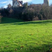 Schloss Liebenstein ( noch nicht im Winterschlaf )