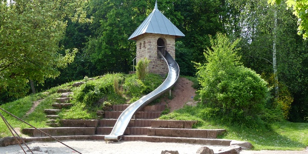 Abenteuerspielplatz Hornbach