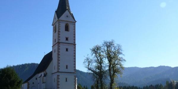 Kirche St. Sebastian bei Launsdorf