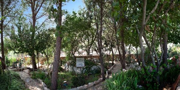 Garten des Klosters Deir el Muhraqa