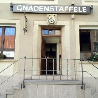 Das Gnadenstäffele in Neckarsulm