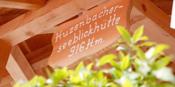 Pavillon am Huzenbacher Seeblick