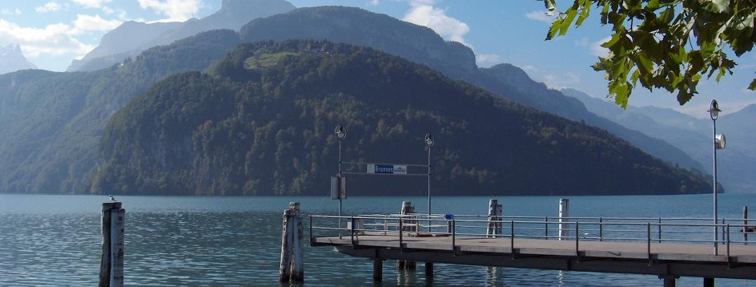 Brunnen: Seelisberg