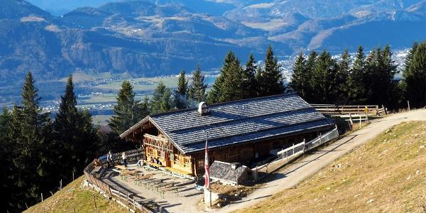 Zillhütte ~1375m