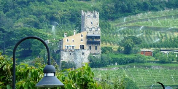 Burg Juval, der Wohnsitz von R. Messner