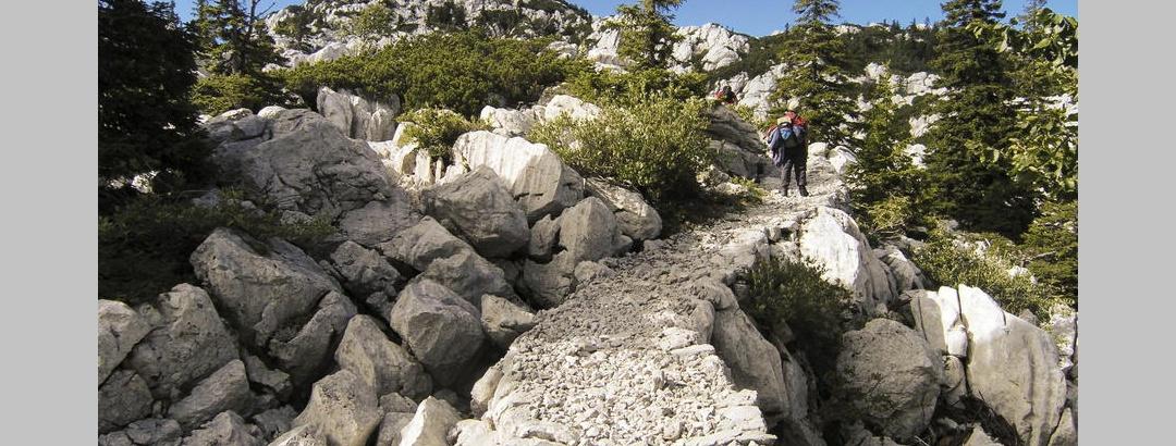 Premužićeva staza na Velebitu