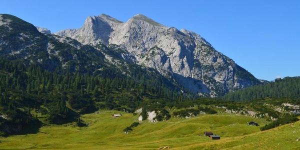 Das Plateau der Reiter Alm | Reiter Alpe