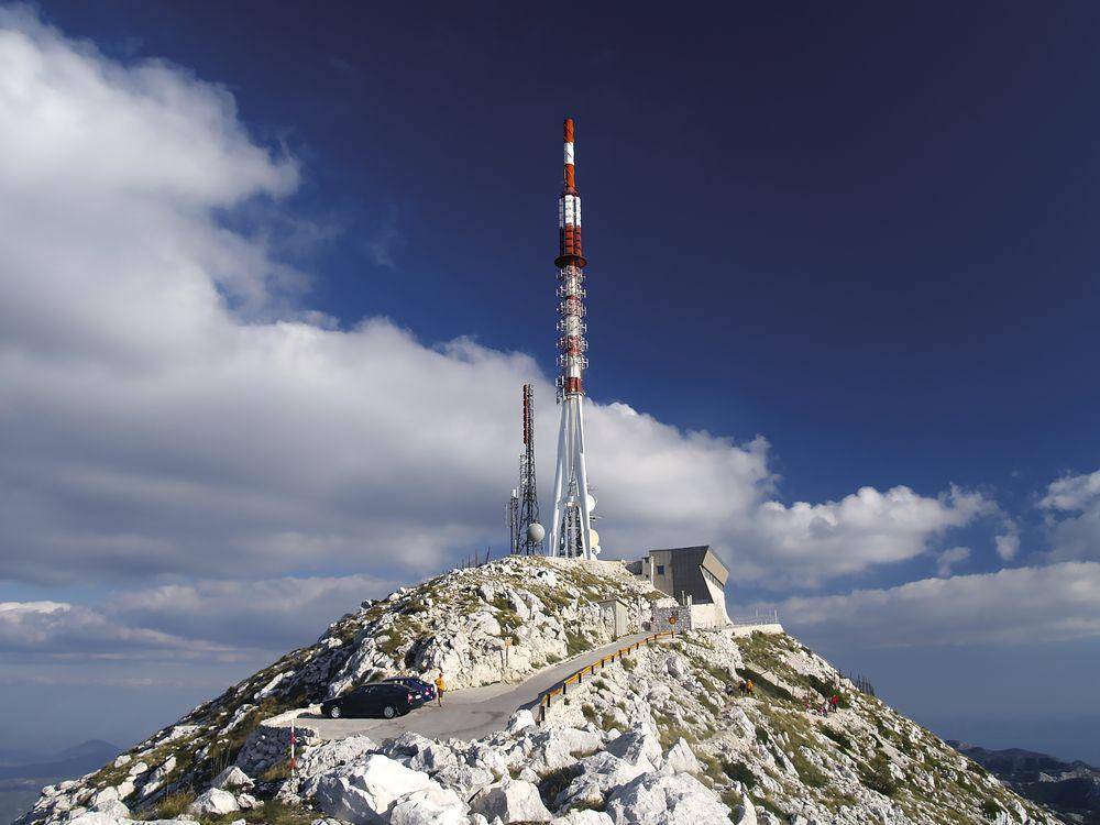 Sveti Jure peak