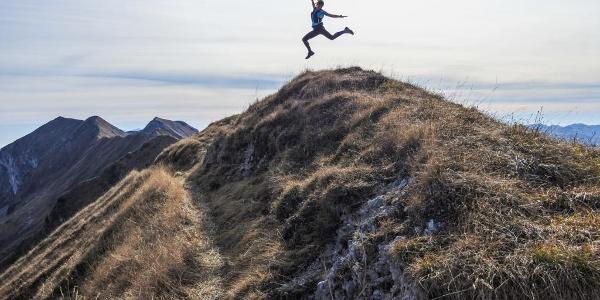 Trail dalle Dolomiti alle Terme di Comano