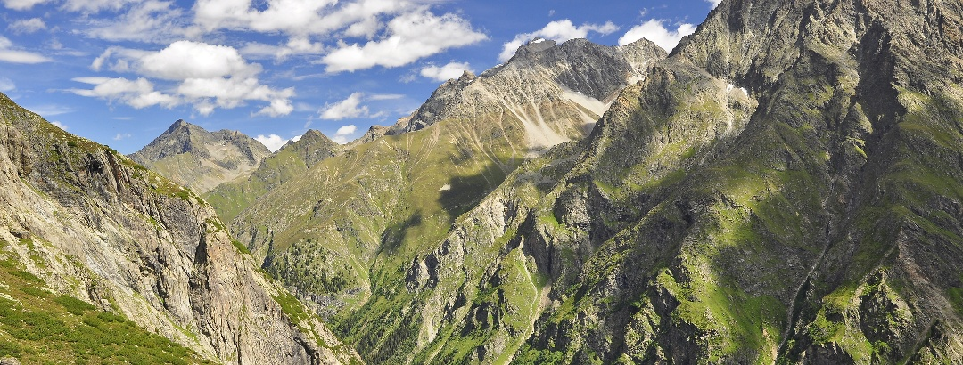 Pitztaler Bergwelt