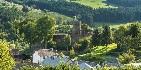Willkommen da oben Burg-Reuland