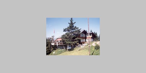 Berggasthaus Seeblick auf Eggberge