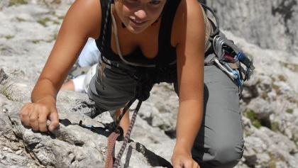 Climbing Path Cima dei Colli Alti/Hochalpenkopf