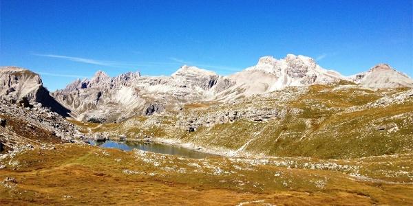 Lago Crespëina