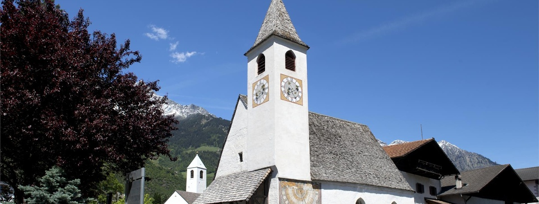 Jakobsweg Südtirol - 12. Etappe - Algund bis Kastelbell