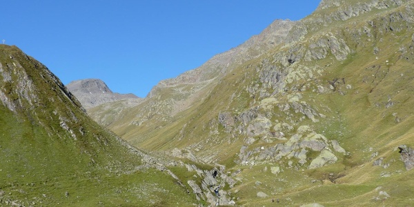 Lazinser Rötelspitz (3037 m)