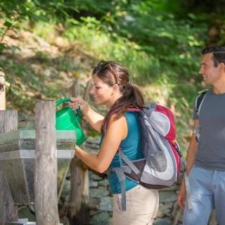 Sentiero naturalistico lungo la roggia di Marlengo