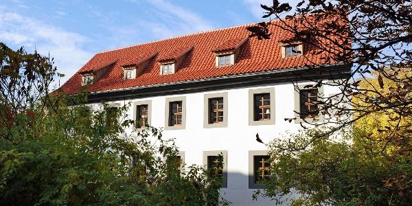 Georgenburse Erfurt Außenansicht