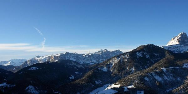 View from Gran Ju