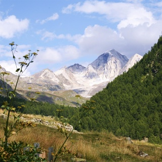 Pfossental Valley