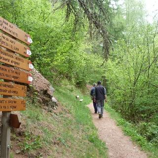 Sentiero archeologico A10