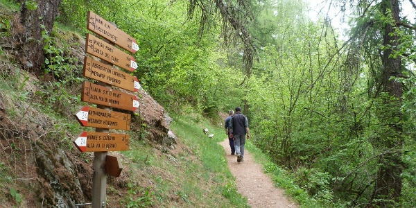 Archeologischer Wanderweg A10