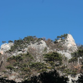 Jubiläumssteig, Gipfelkreuz