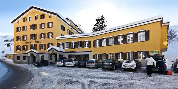 Hotel und Restaurant Post Bivio