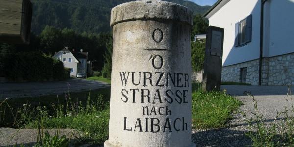 Riegersdorf/Tschau, derzeit die einzige Möglichkeit hier zu nächtigen.