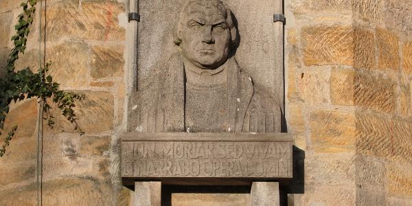 Lutherdenkmal - Veste Coburg