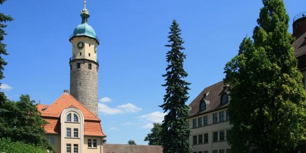 Schlossruine Neideck - Arnstadt