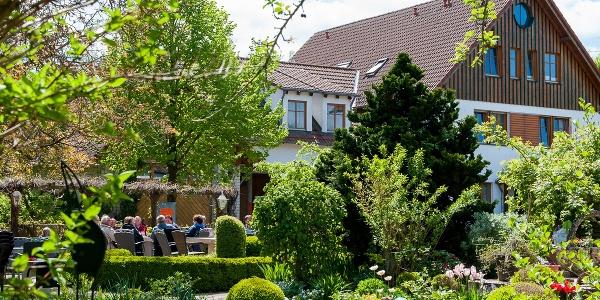 Landhaus Blumengarten: Außenansicht