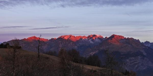 Le Dolomiti di Brenta - Patrimonio Mondiale Unesco