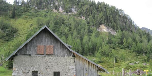 Obere Bischofsalm, 1573 m