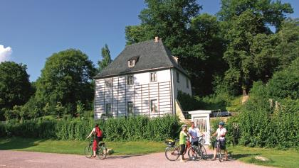 Goethes Gartnehaus - Weimar