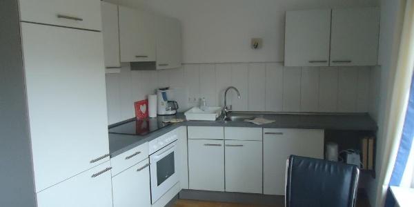 Ferienwohnung Zum Ross Erlenbach, Küche
