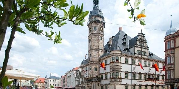 Rathaus - Altenburg