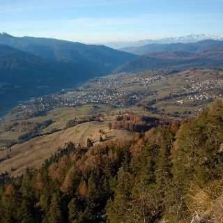 Wiew from Monte Cucal
