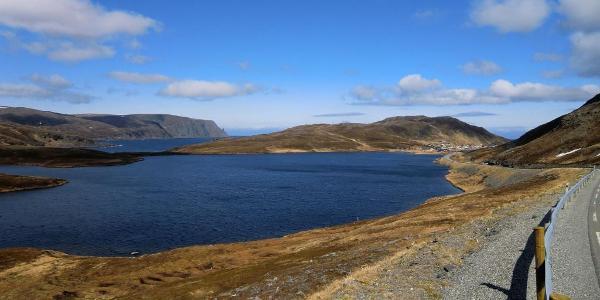 Skarsvåg ist das nördlichste Fischerdorf der Welt