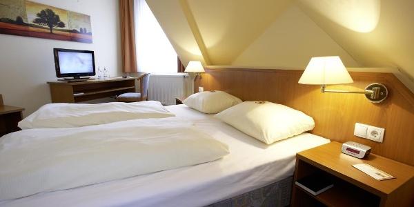 Zimmer im Landhotel Buchenkrug
