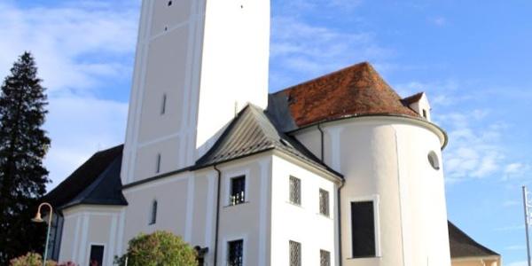 Barockkirche St. Ruprecht an der Raab