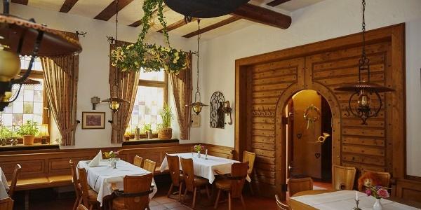 Restaurantblick