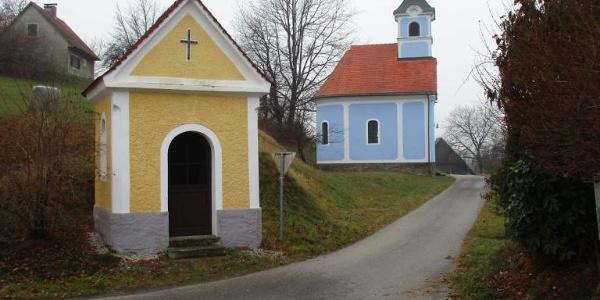 Hohlkapelle in Fröhlichberg